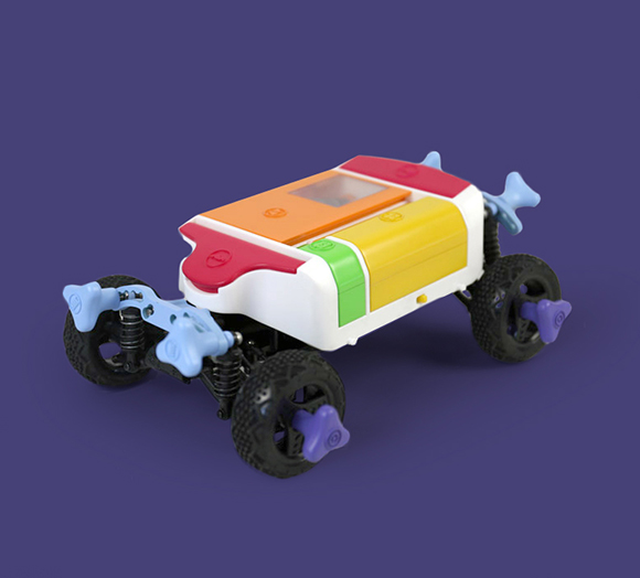 Raceya - Toy Cars for Teaching STEM